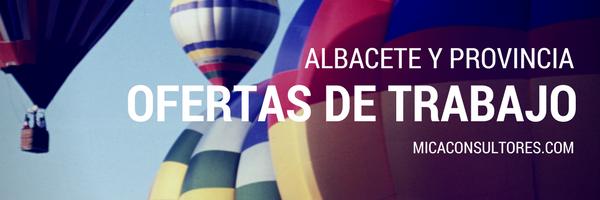 Ofertas de trabajo de Albacete